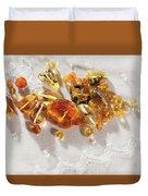 Amber #8341 Duvet Cover