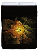 Amber Light Duvet Cover