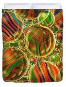 Amber Waves Marles Duvet Cover