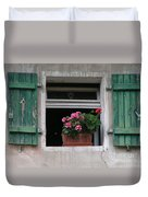 Amberg Window Duvet Cover