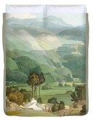Ambleside Duvet Cover by Francis Towne