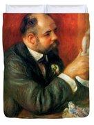 Ambroise Vollard 1908 Duvet Cover