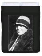 Amelia Earhart Duvet Cover