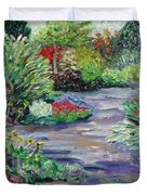 Amelia Park Blossoms Duvet Cover