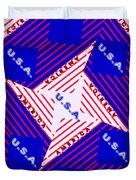 America-usa Duvet Cover