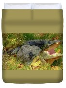 American Alligator Arizona Chapter Duvet Cover