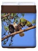 American Bald Eagle 3 Duvet Cover