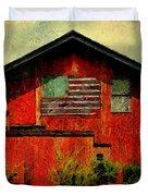 American Barn Duvet Cover