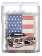 American Dream Machine Duvet Cover