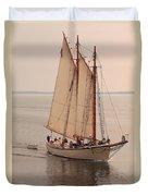 American Eagle Sail Duvet Cover