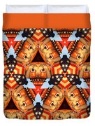 American Elections 2016 Duvet Cover