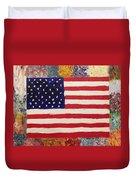 American Elegy Duvet Cover