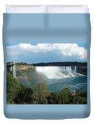 American Falls 1 Duvet Cover