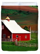 American Farm Duvet Cover