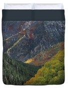 American Fork Canyon Duvet Cover