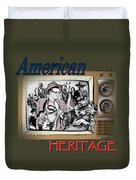 American Heritage Duvet Cover