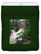Amesbury Mill Yard Duvet Cover