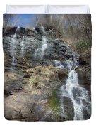 Amicolola Falls Duvet Cover