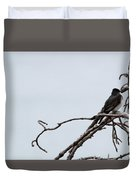 Amid The Branches Duvet Cover