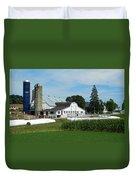 Amish Farm - Lancaster 02 Duvet Cover