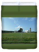 Amish Homestead 38 Duvet Cover