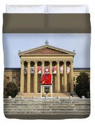 Amore - The Philadelphia Museum Of Art Duvet Cover