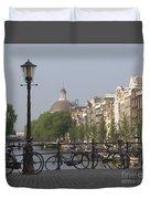 Amsterdam Bridge Duvet Cover