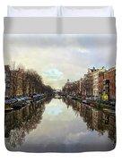 Amsterdam Reflected Duvet Cover