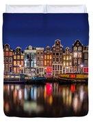 Amsterdamn Duvet Cover