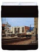 Amtrak 90413 Duvet Cover