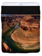 An Amazing Place - Horseshoe Bend Duvet Cover