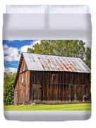 An American Barn 2 Duvet Cover