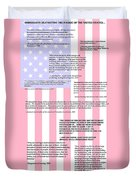 An American Traditition Duvet Cover