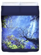 An Early Autum Day Duvet Cover