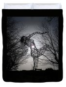 An Eclipse Of The Heart? Duvet Cover