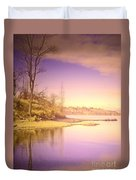 An Okanagan Calm Duvet Cover