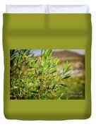 An Olive Tree Duvet Cover