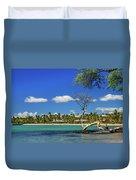 Anaehoomalu Bay Duvet Cover