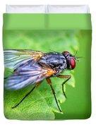 Anatomy Of A Pest Duvet Cover