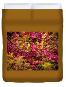Ancestral Branches Of Salamanca Duvet Cover