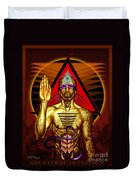 Ancestral Intuition Duvet Cover