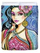 Anchita Duvet Cover