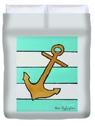 Anchor Duvet Cover