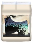 Anchorage Object Duvet Cover