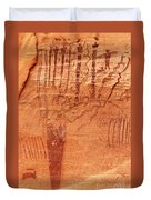 Ancient Art 3 Duvet Cover