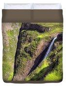 Ancient Cascade Duvet Cover