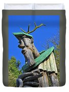 Ancient Forester II. Duvet Cover