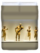 Ancient Greek Artifacts  Duvet Cover