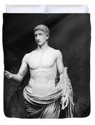 Ancient Roman People - Ancient Rome Duvet Cover