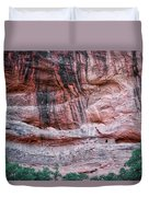 Ancient Ruins Mystery Valley Colorado Plateau Arizona 03 Duvet Cover